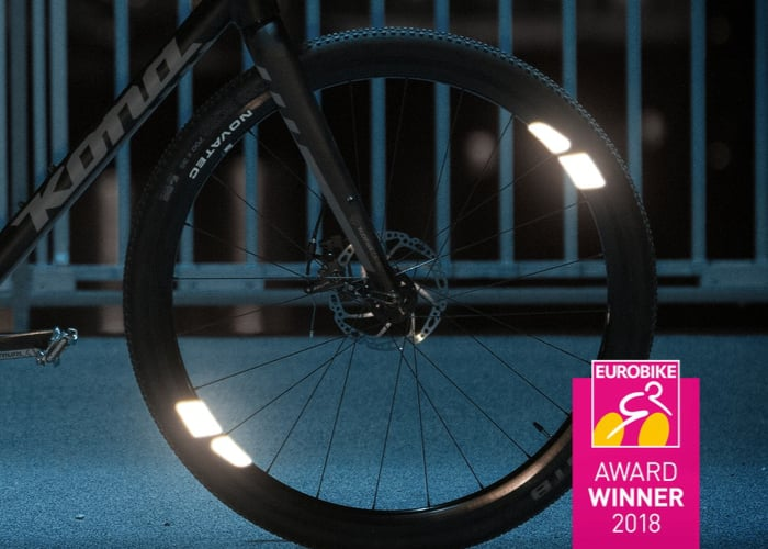 bike reflector