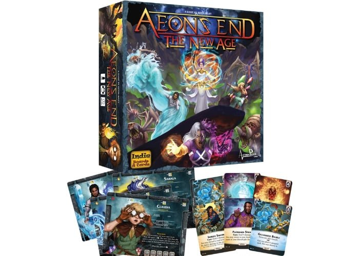 Aeon's End The New Age Co-operative, Fantasy Survival