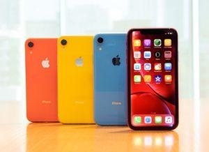 2019 Apple iPhones