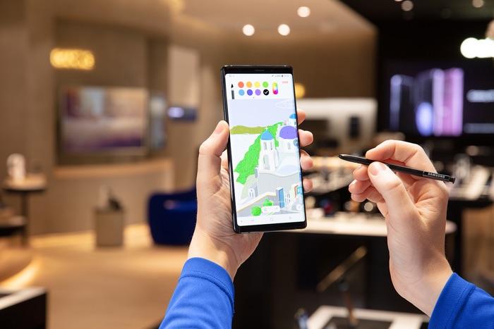AT&T Samsung Galaxy Note 9