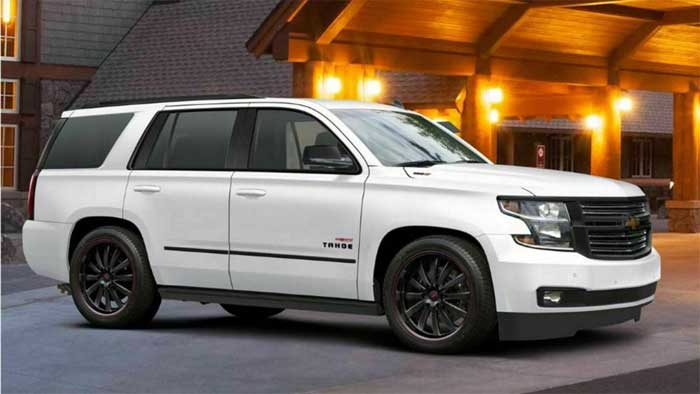 Tahoe and Suburban SVE Pack 1,000 Horsepower - Geeky Gadgets