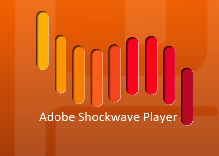 Adobe Shockwave officially departs on April 9th 2019