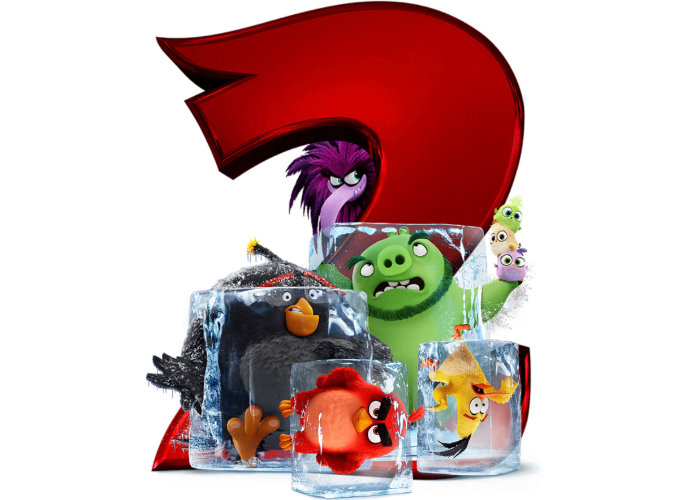Angry Birds 2 2019 movie premiers this summer