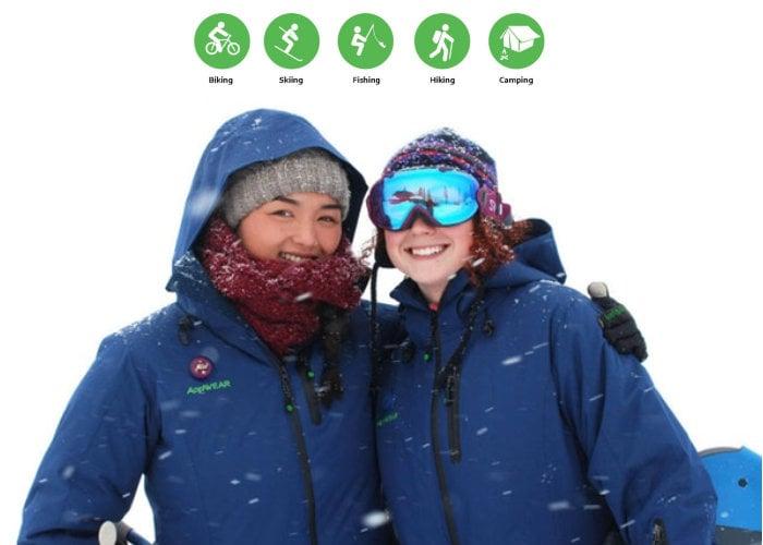 AppWEAR Warming jacket