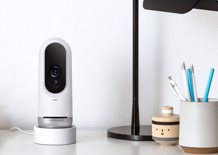 Apple acquires Lighthouse AI home security camera patents