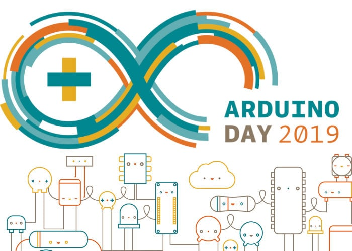 Arduino Day 2019 March 16th