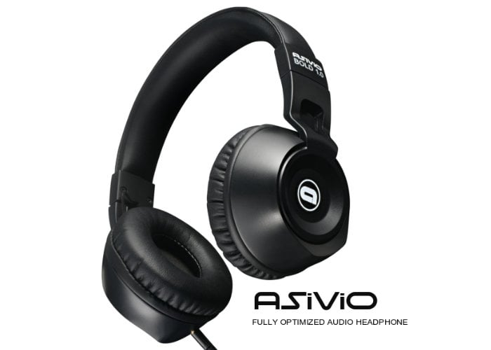 Asivio Bold noise isolating headphones