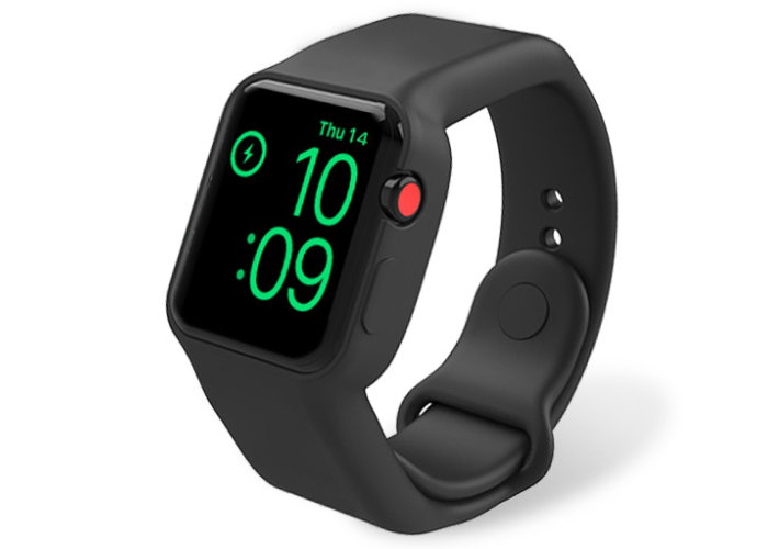 Batfree Apple Watch battery strap