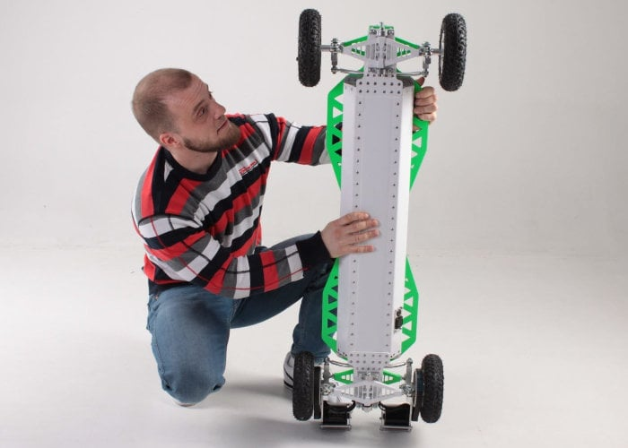 Boardzilla EV4 Mountain electric skateboard