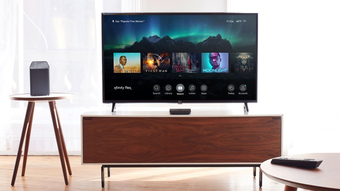 Comcast Xfinity Flex streaming platform launched