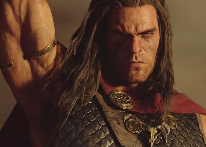 Conan Unconquered RTS