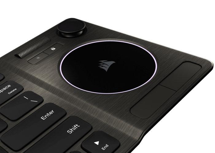 Corsair K83 Wireless keyboard