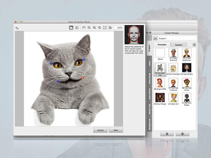 CrazyTalk 8 Facial Animation: Pro Plan