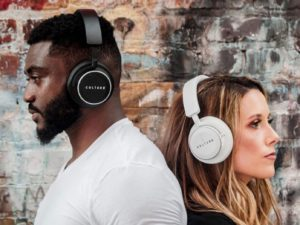 Culture Audio V1 Noise-Cancellation Bluetooth Headphones