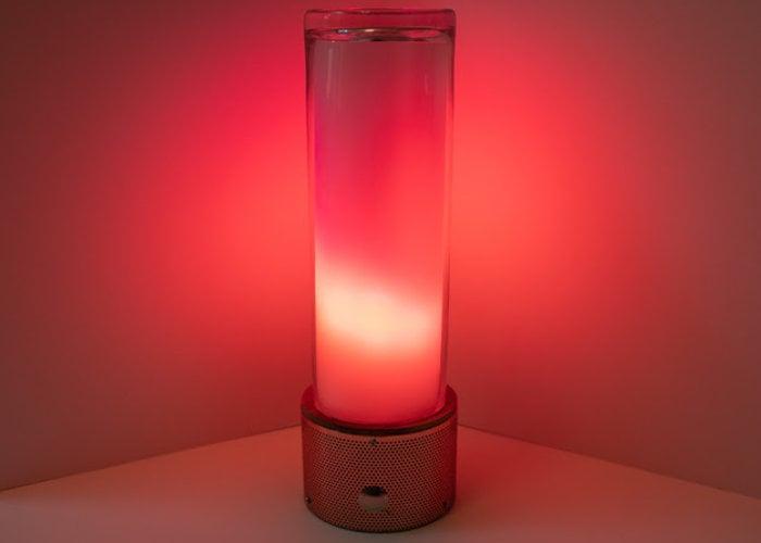DIY digital lava lamp Pi project