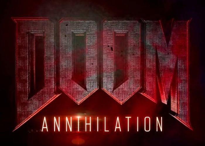 DOOM Annihilation movie teaser trailer