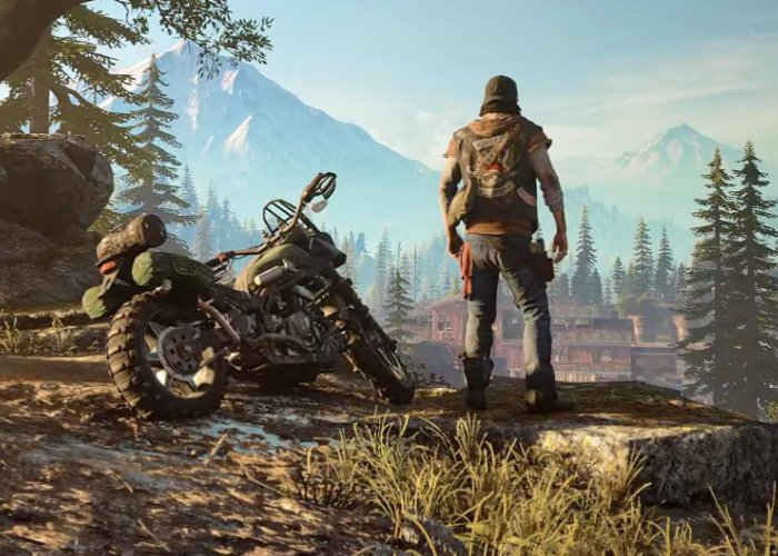 Days Gone includes 6hrs of cinematic clips and 30 hours of gameplay