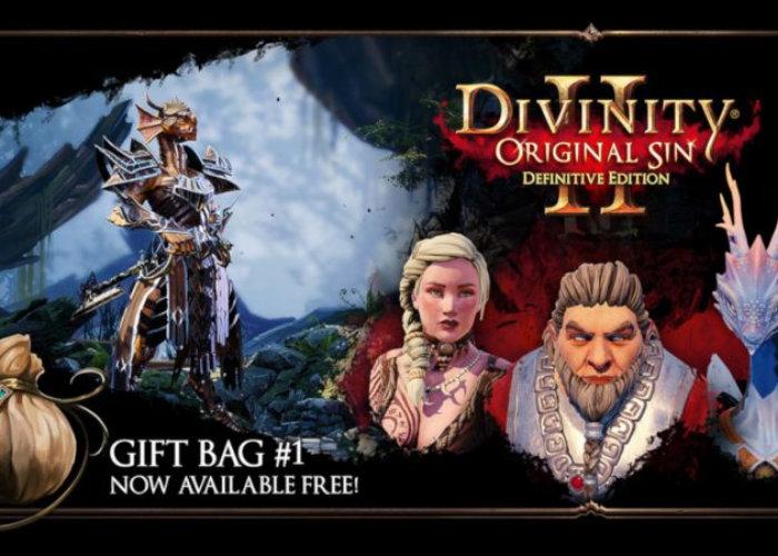 Divinity Original Sin 2 gift bags