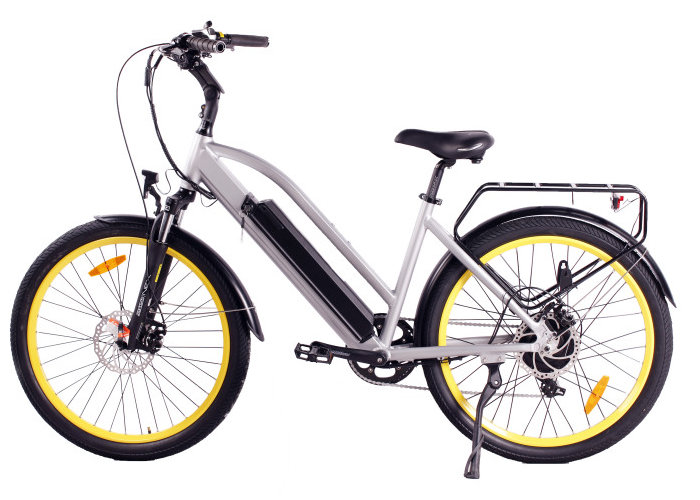 Further electric bike