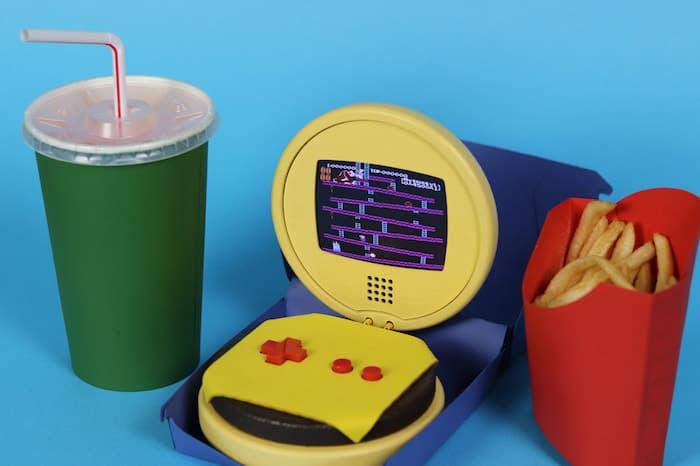 Game Burger Advance