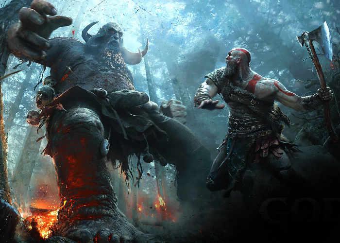 God of War GDC 2019