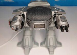 Google Home Robocop ED 209