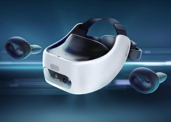 HTC Vive Focus Plus VR headset