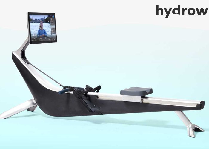 Hydrow rowing machine by CREW