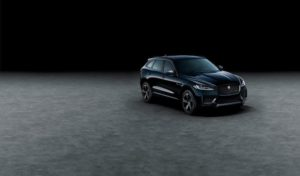 Jaguar F Pace 300 Sport and Chequered Flag