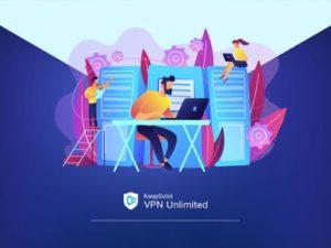KeepSolid Personal VPN Server