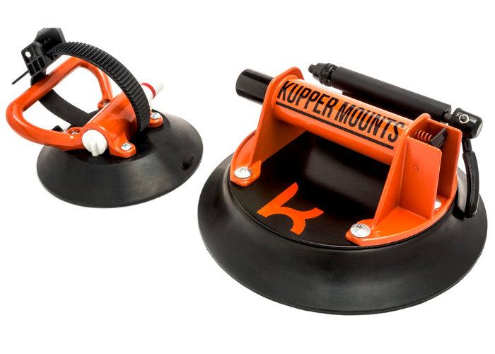 Kupper car mounts