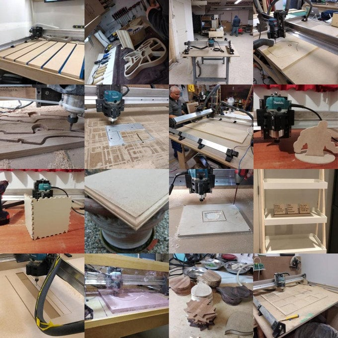 LongMill Benchtop CNC router