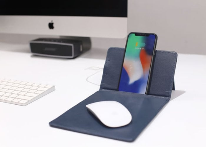 M-Pad wireless charging bagpad