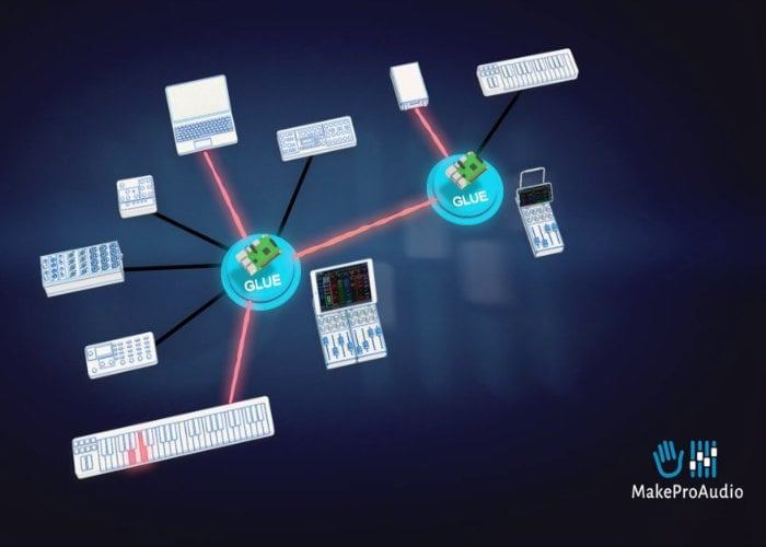 MakeProAudio MPA Platform