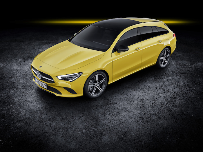 flipboard mercedes benz cla shooting brake revealed. Black Bedroom Furniture Sets. Home Design Ideas