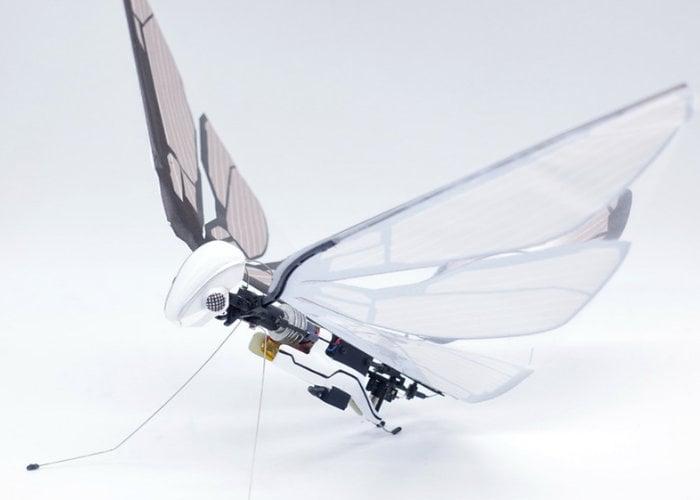 MetaFly RC biomimetic creature