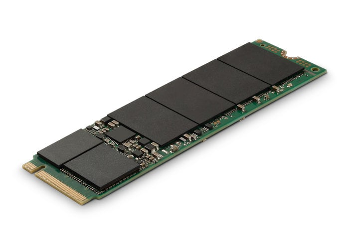 Micron 2200 Client NVMe SSD with new controller