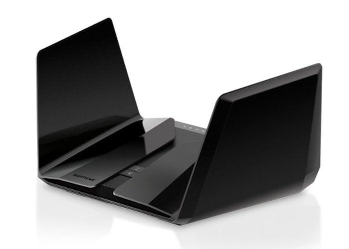 Netgear AX12 Wi-Fi 6 router