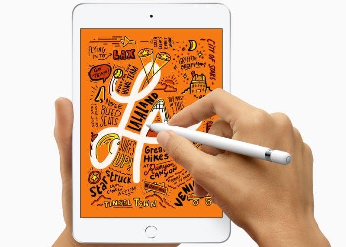 New Apple iPad mini tablet