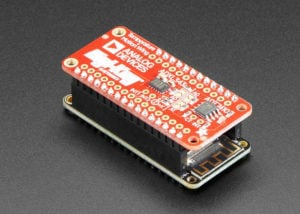New FeatherWing sensor board