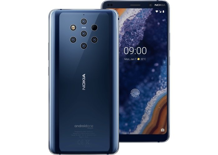 Nokia 9 PureView Getting an Update With March Security Patch
