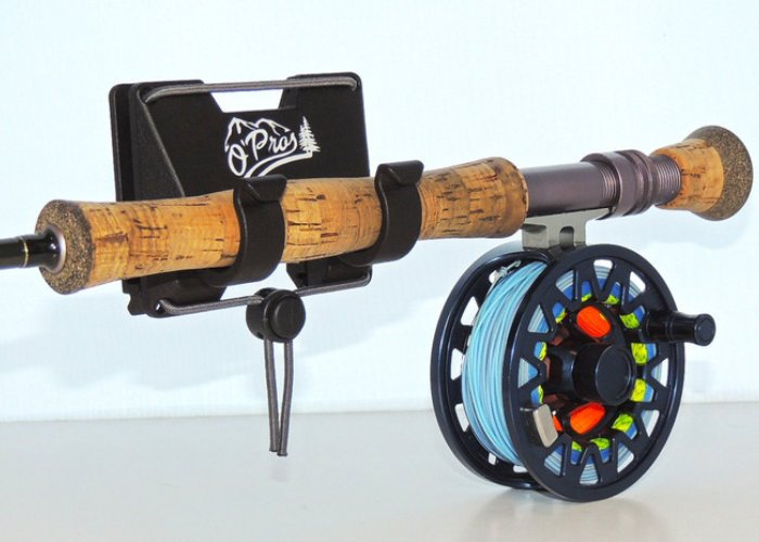 O'Pros Fly Fishing fishing rod holder
