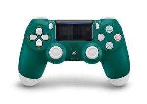 PlayStation DualShock 4 Alpine Green Special Edition wireless controller