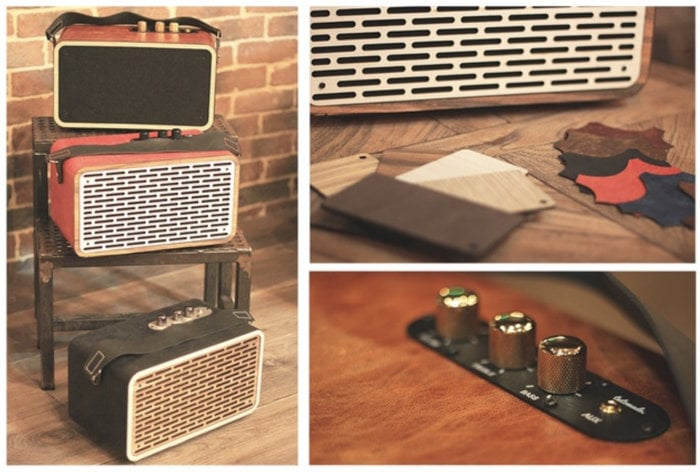 Portable Speaker Kit