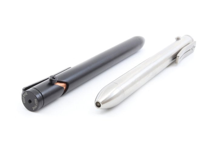 REFYNE EP1 bolt action EDC pen