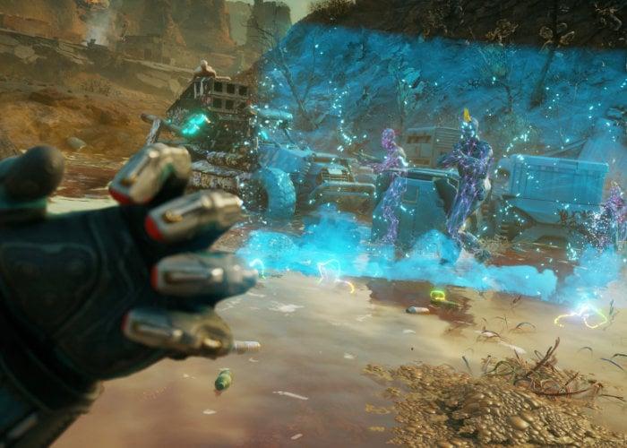 Rage 2 super powers