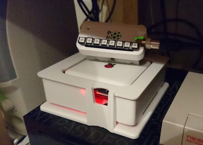 Raspberry Pi TV recorder
