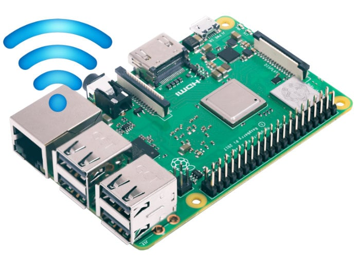 Raspberry Pi WiFi jammer project