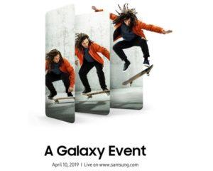 Samsung Galaxy Event 2019