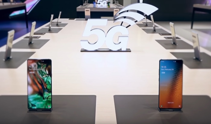 Samsung's 5G smartphone launch set for April 5 to support government campaign